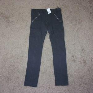 Divided H&M Pants High Waist New Gray